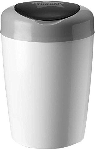 Tommee Tippee Simplee Sangenic Nappy Disposal Bin (Grey) by Tommee Tippee
