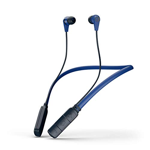 Skullcandy Audifonos Inalámbricos, Bluetooth INKD, Micrófono Wireless, Mod. S2IKW, Azul.