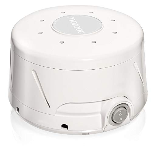 Marpac DOHM-DS, Natural White Noise (actual fan inside) Sound Machine, White