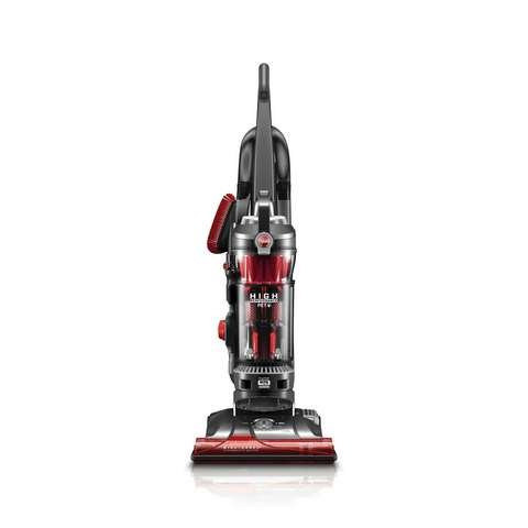 Hoover Aspiradora Vertical Windtunnel Pet UH72635 3 Alto Rendimiento sin Bolsa, Cherry Red, 44.00'x 15.50'x 14.00', 1