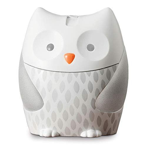 Skip Hop Moonlight & Melodies Nightlight Soother-Owl, Multi