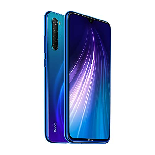 Xiaomi Redmi Note 8 (4gb 64gb) 6.3' Dream Blue
