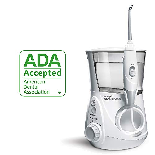 Waterpik Irrigador Dental - Aquarius Professional, WP-660 Blanco