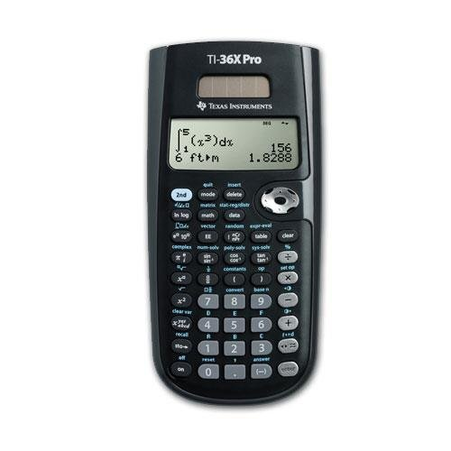 EAI 560439 Texas Instruments TI-36X Pro Scientific Calculator