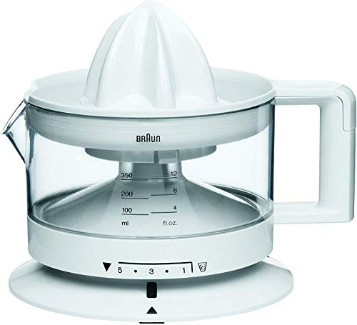 BRAUN CJ3000 Citrus Juicer 220V - (Not for use in the USA)