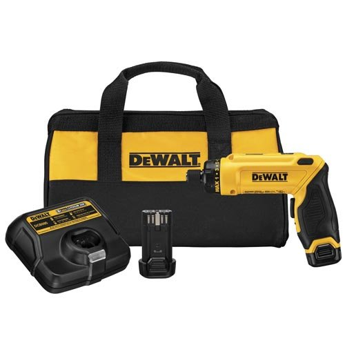 DeWALT DCF680N2 power screwdriver - Destornillador (Lithium-Ion (Li-Ion), 498.9)