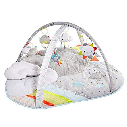 Skip Hop Baby Silver Lining Cloud Activity Gym, Multicolor