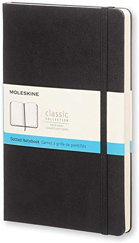 Moleskine Classic Notebook Large Dotted