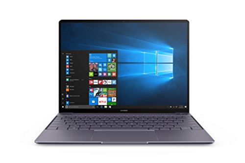 HUAWEI Watt-W09B MateBook X 8+256 / Intel Core i5, Color Gris, Gris (Space Gray), Gris (Space Grey), 13-13.99 Inches