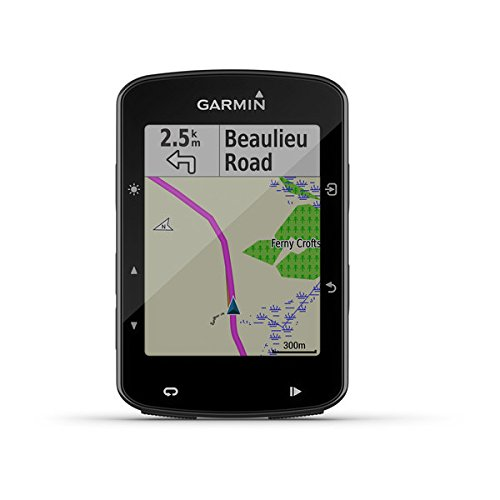 Garmin 010-02083-00 Edge 520 Plus, Negro
