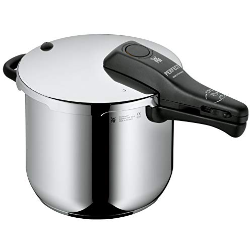 WMF 07 9263 9990 Pressure Cooker - Olla a presión (Stainless Steel, Stainless Steel)