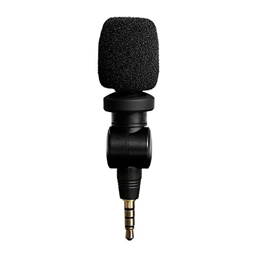 Saramonic iMic Microphone for iOS Devices (Black)
