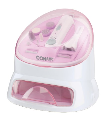 Conair True Glow All-In-One Nail Care System