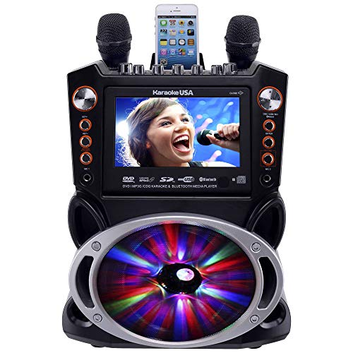 Karaoke USA DJ Karaoke Machine (GF846)