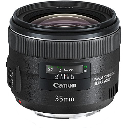 Canon EF 35 mm F/2 IS USM lente gran angular – Parent ASIN