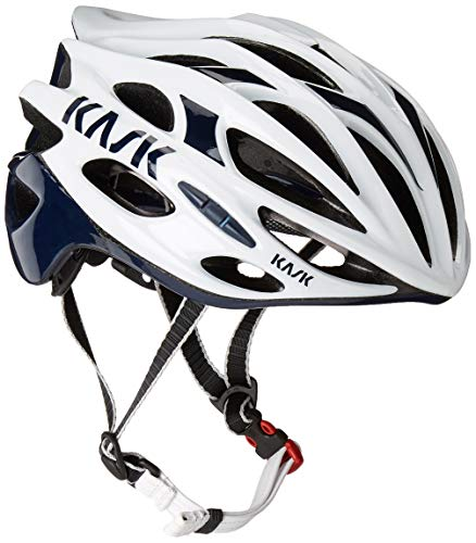 Kask Mojito - White/Navy Blue - X Large